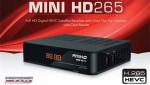 Amiko Mini HD265 HEVC CX Multimedia 2597
