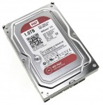 "HDD Western Digital  Red 3,5""  1TB, SATA3, 64M 2740"